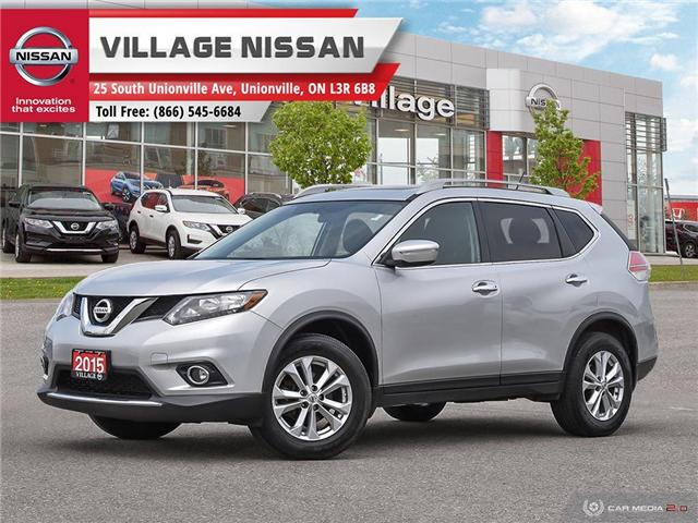 2015 Nissan Rogue SV (Stk: P2809) in Unionville - Image 1 of 28