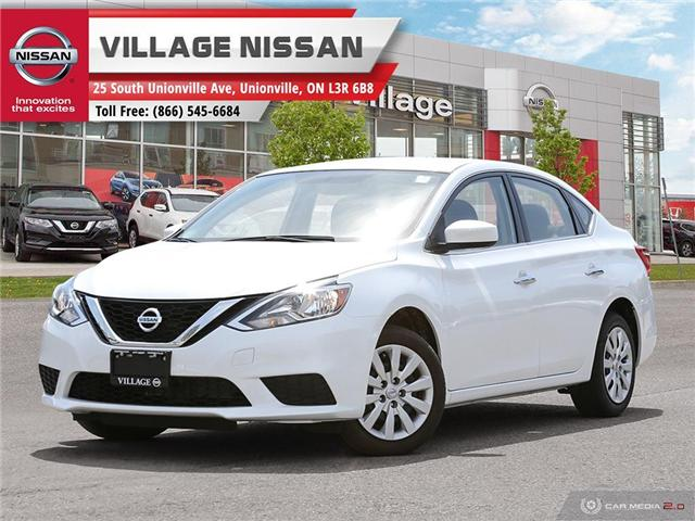 2017 Nissan Sentra 1.8 SV (Stk: R71067) in Unionville - Image 1 of 27