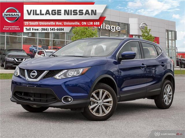 2017 Nissan Qashqai SV (Stk: 70695) in Unionville - Image 1 of 27