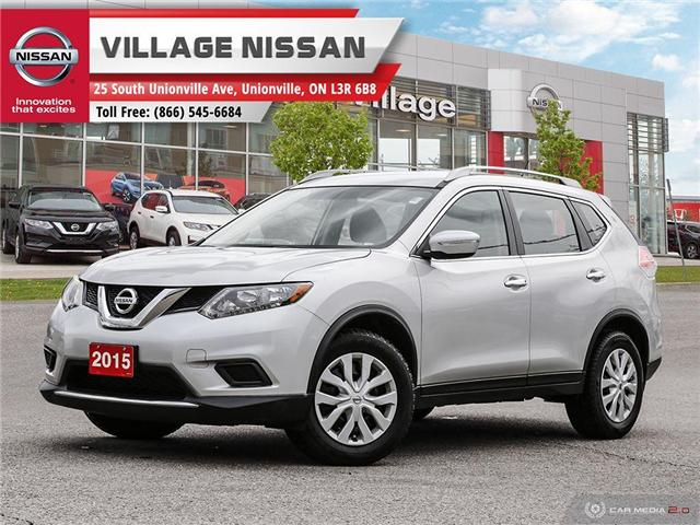 2015 Nissan Rogue S (Stk: P2814) in Unionville - Image 1 of 27