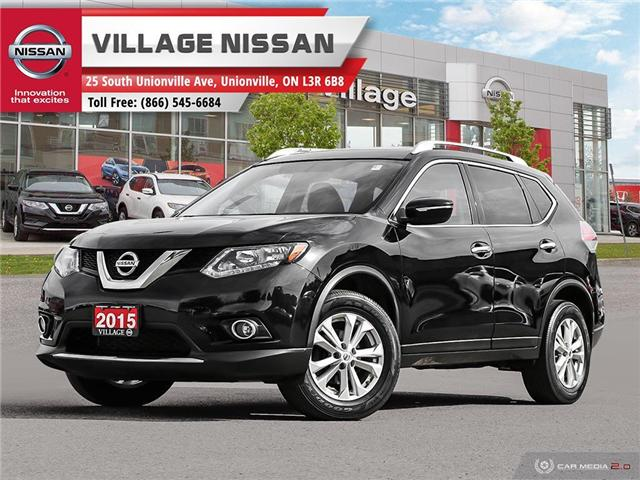 2015 Nissan Rogue SV (Stk: P2792) in Unionville - Image 1 of 27