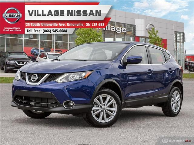 2017 Nissan Qashqai SV (Stk: 70995) in Unionville - Image 1 of 27