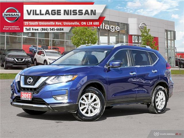 2017 Nissan Rogue SV (Stk: 90351A) in Unionville - Image 1 of 27