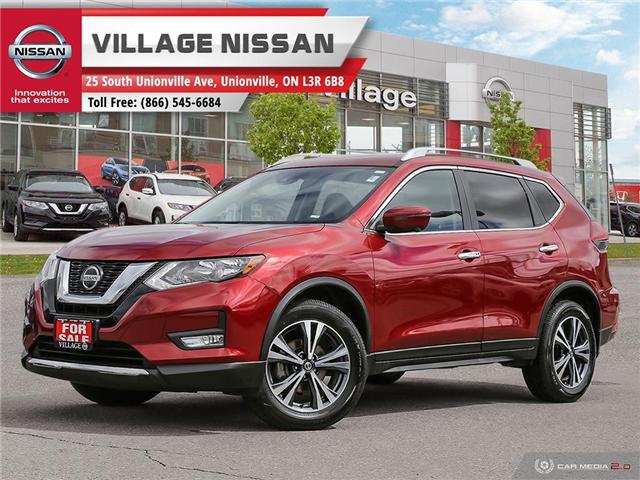 2019 Nissan Rogue SV (Stk: P2751) in Unionville - Image 1 of 27