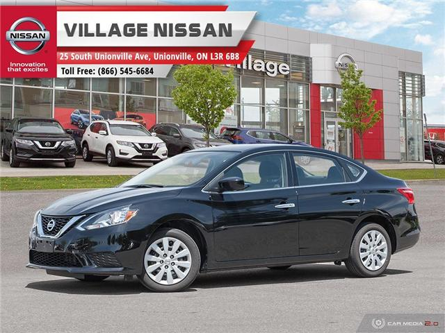 2017 Nissan Sentra 1.8 SV (Stk: R70973) in Unionville - Image 1 of 27