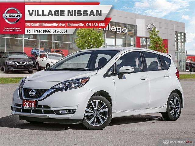 2018 Nissan Versa Note 1.6 SR (Stk: 80015) in Unionville - Image 1 of 27