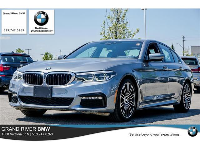 2018 BMW 540i xDrive (Stk: PW4855) in Kitchener - Image 3 of 22