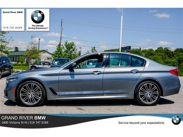 2018 BMW 540i xDrive (Stk: PW4855) in Kitchener - Image 4 of 22