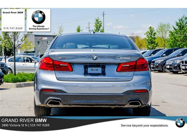 2018 BMW 540i xDrive (Stk: PW4855) in Kitchener - Image 6 of 22