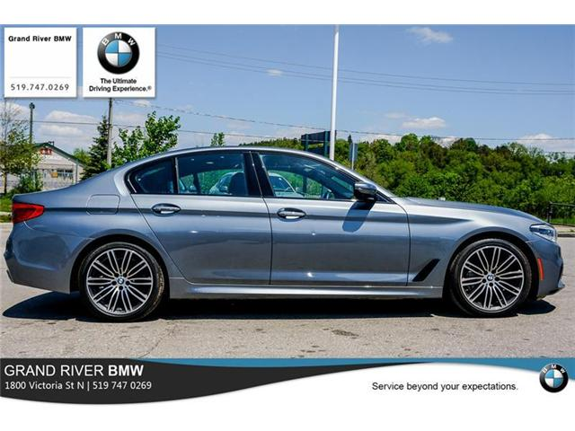 2018 BMW 540i xDrive (Stk: PW4855) in Kitchener - Image 8 of 22