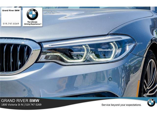 2018 BMW 540i xDrive (Stk: PW4855) in Kitchener - Image 9 of 22