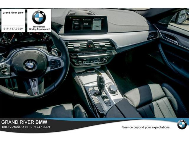 2018 BMW 540i xDrive (Stk: PW4855) in Kitchener - Image 15 of 22
