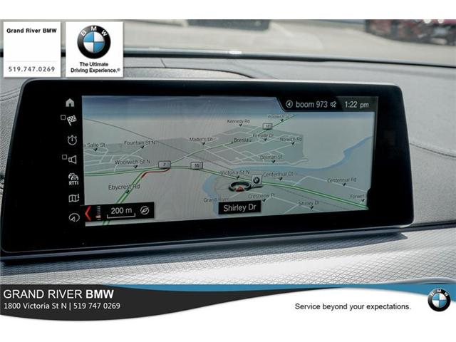2018 BMW 540i xDrive (Stk: PW4855) in Kitchener - Image 20 of 22