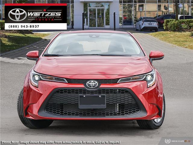 2020 Toyota Corolla LE (Stk: 68860) in Vaughan - Image 2 of 24