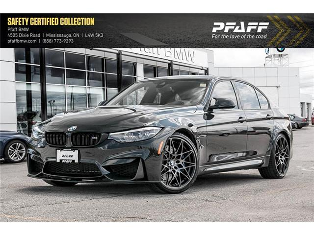 2018 BMW M3 Base (Stk: 22270A) in Mississauga - Image 1 of 22