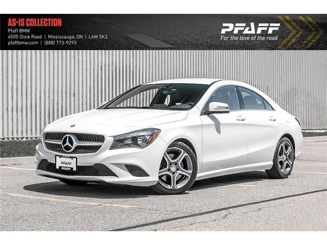 2015 Mercedes-Benz CLA-Class Base (Stk: U5424A) in Mississauga - Image 1 of 22