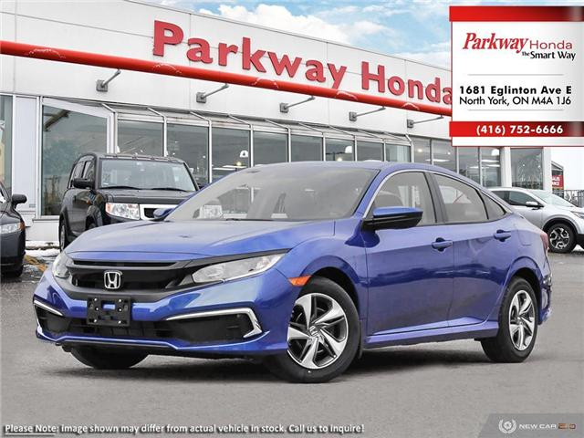 2019 Honda Civic LX (Stk: 929417) in North York - Image 1 of 23
