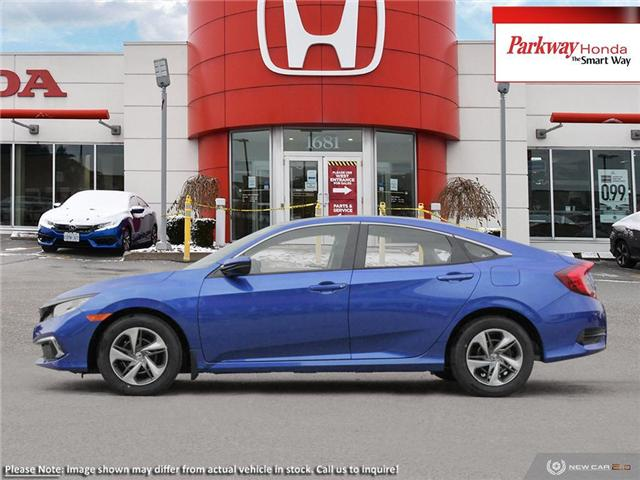 2019 Honda Civic LX (Stk: 929417) in North York - Image 3 of 23