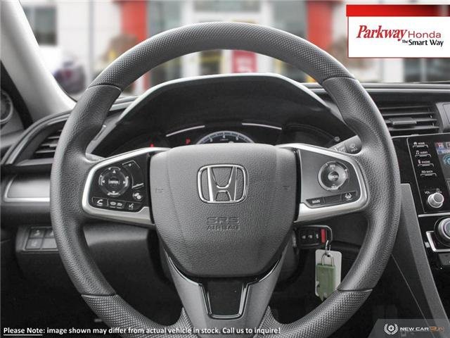 2019 Honda Civic LX (Stk: 929417) in North York - Image 13 of 23