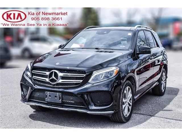 2019 Mercedes-Benz GLE 400 Base (Stk: P0880) in Newmarket - Image 1 of 21