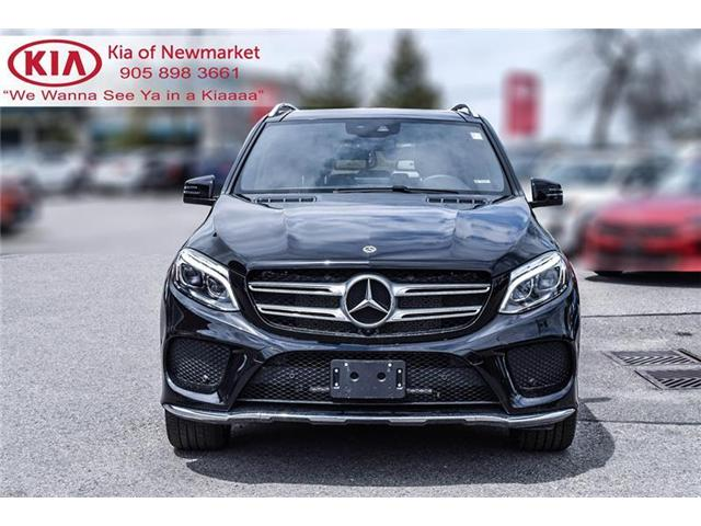 2019 Mercedes-Benz GLE 400 Base (Stk: P0880) in Newmarket - Image 2 of 21