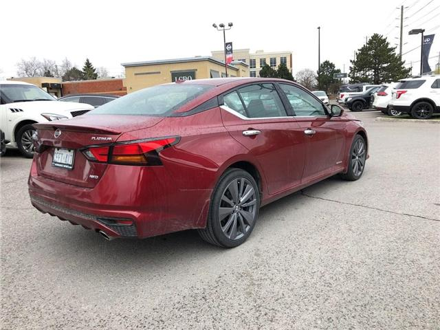 2019 Nissan Altima 2.5 Edition ONE (Stk: 194002) in Newmarket - Image 3 of 25
