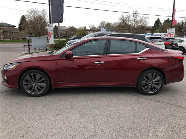 2019 Nissan Altima 2.5 Edition ONE (Stk: 194002) in Newmarket - Image 7 of 25