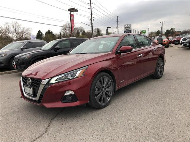 2019 Nissan Altima 2.5 Edition ONE (Stk: 194002) in Newmarket - Image 8 of 25