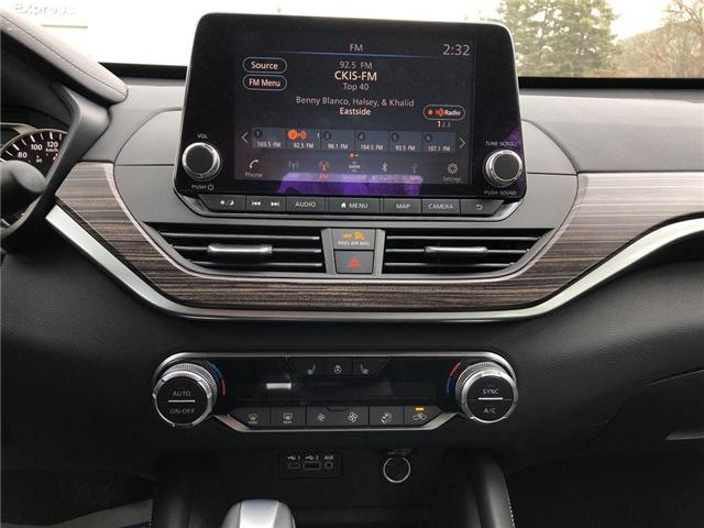 2019 Nissan Altima 2.5 Edition ONE (Stk: 194002) in Newmarket - Image 15 of 25