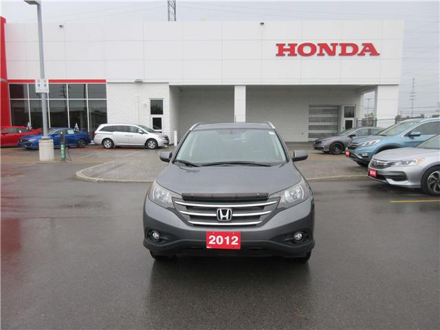 2012 Honda CR-V Touring (Stk: 26684LA) in Ottawa - Image 2 of 13
