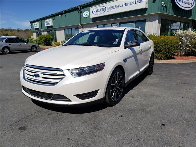 2018 Ford Taurus Limited (Stk: 10375) in Lower Sackville - Image 1 of 18