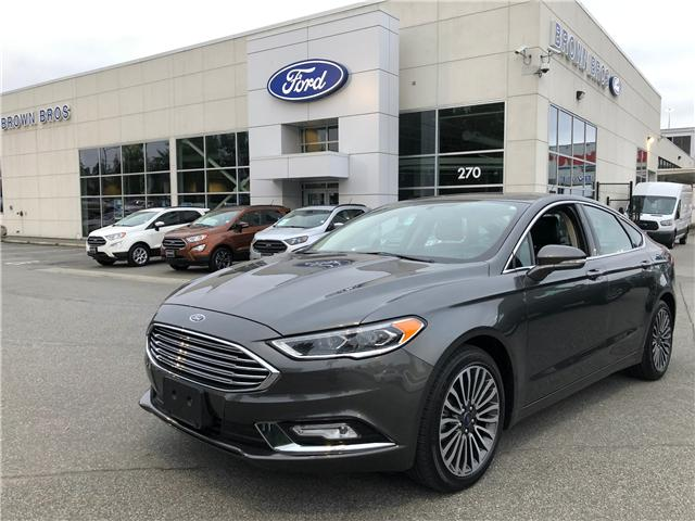 2017 Ford Fusion SE (Stk: RP18253) in Vancouver - Image 1 of 26