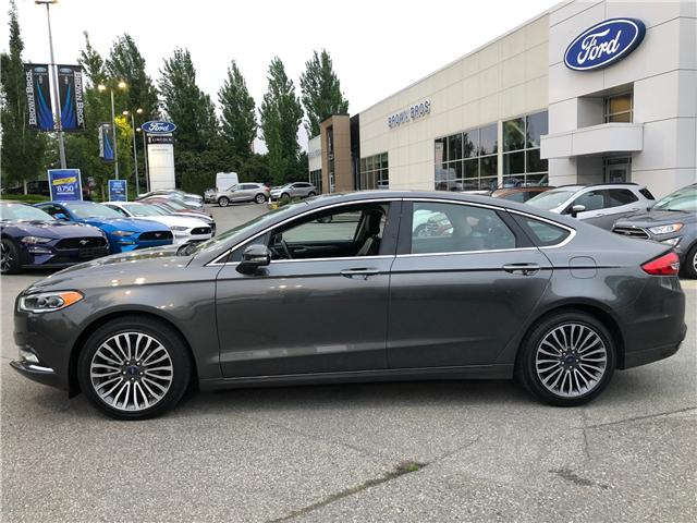 2017 Ford Fusion SE (Stk: RP18253) in Vancouver - Image 2 of 26