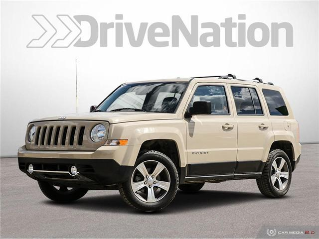 2017 Jeep Patriot Sport/North (Stk: A2810) in Saskatoon - Image 1 of 27
