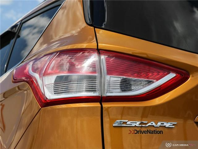 2016 Ford Escape SE (Stk: A2712) in Saskatoon - Image 12 of 28