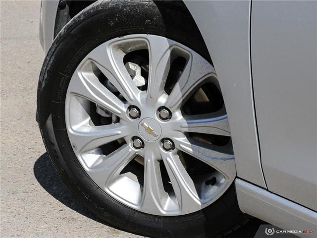 2018 Chevrolet Spark 1LT CVT (Stk: A2801) in Saskatoon - Image 6 of 24