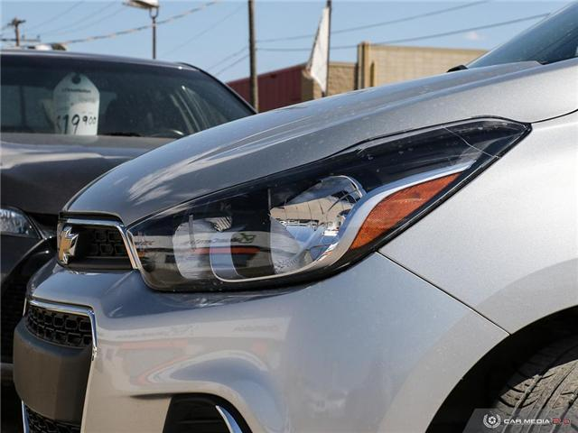 2018 Chevrolet Spark 1LT CVT (Stk: A2801) in Saskatoon - Image 10 of 24