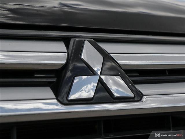 2016 Mitsubishi Outlander SE (Stk: A2809) in Saskatoon - Image 9 of 30