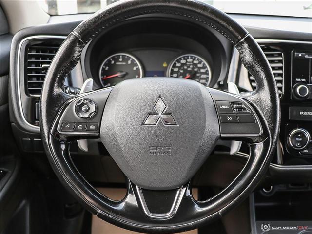 2016 Mitsubishi Outlander SE (Stk: A2809) in Saskatoon - Image 14 of 30