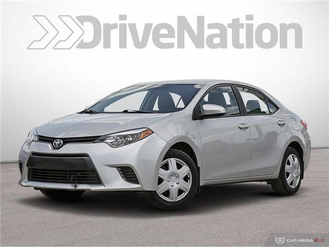 2015 Toyota Corolla LE (Stk: A2814) in Saskatoon - Image 1 of 26