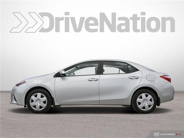 2015 Toyota Corolla LE (Stk: A2814) in Saskatoon - Image 3 of 26