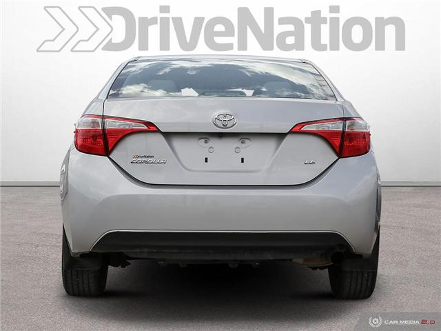 2015 Toyota Corolla LE (Stk: A2814) in Saskatoon - Image 5 of 26