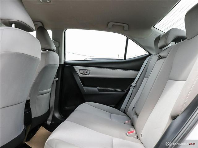 2015 Toyota Corolla LE (Stk: A2814) in Saskatoon - Image 23 of 26
