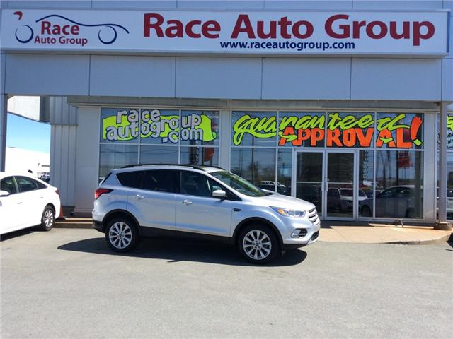 2019 Ford Escape SEL (Stk: 16659) in Dartmouth - Image 1 of 22