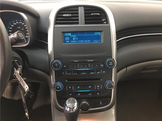 2015 Chevrolet Malibu LS - ONSTAR! A/C! CRUISE! PWR GROUP! ALLOYS