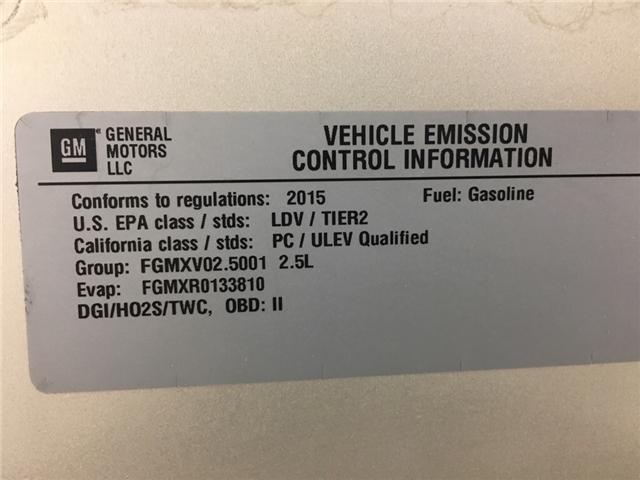 2015 Chevrolet Malibu LS (Stk: 35075W) in Belleville - Image 22 of 27