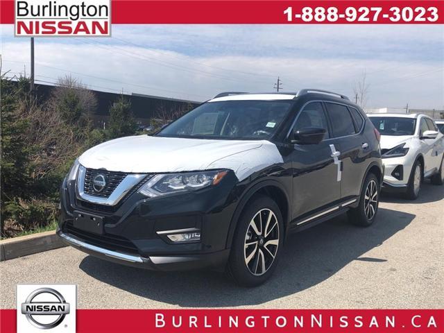 2019 Nissan Rogue SL (Stk: Y2626) in Burlington - Image 1 of 5