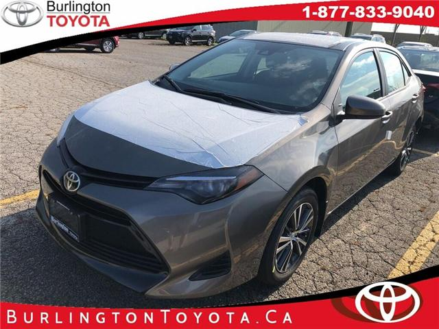2019 Toyota Corolla LE (Stk: 192087) in Burlington - Image 1 of 5