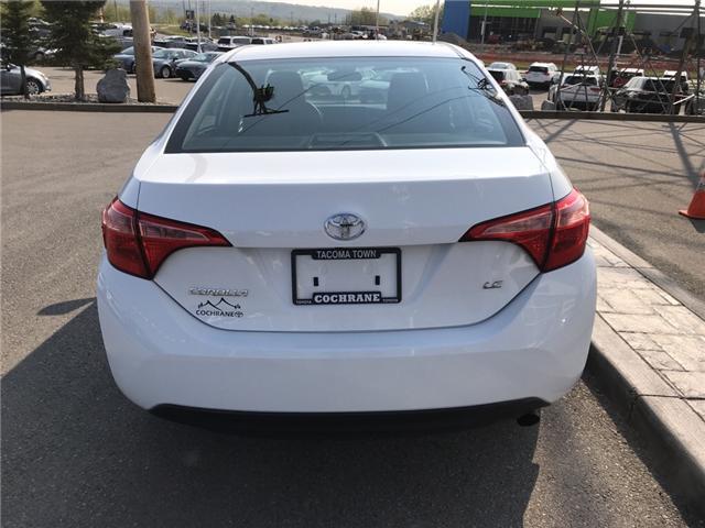 2019 Toyota Corolla LE (Stk: 2859) in Cochrane - Image 4 of 14