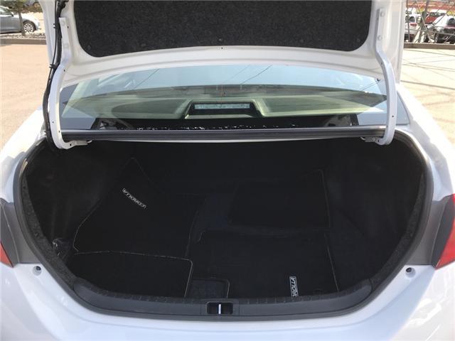 2019 Toyota Corolla LE (Stk: 2859) in Cochrane - Image 10 of 14